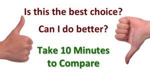 compare unum critical illness insurance