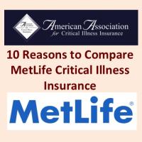 MetLife critical illness insurance compare