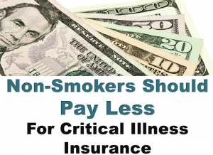 Best critical illness insurance costs for non-smokers