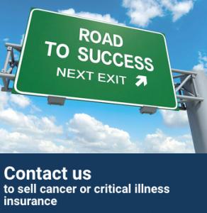 Sell critical illness insurance
