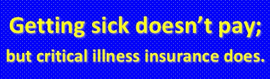 cancer insurance pays