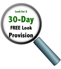 insurance free look provision