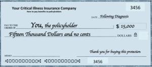 critical illness insurance works
