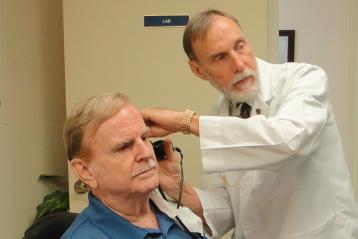 deafness critical illness