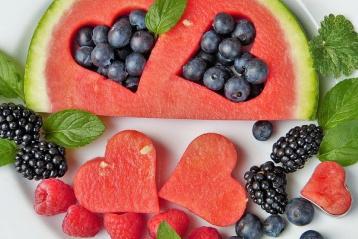 higher fruit diet